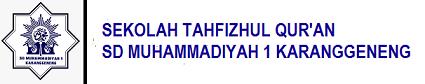 SD MUHAMMADIYAH 1 KARANGGENENG